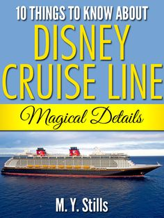 10 Things to Know About Disney Cruise Line:  Magical Details http://wp.me/p2GCfO-kL