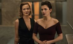 Anna Friel and Louisa Krause in The Girlfriend Experience Season 2 (10)