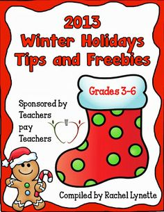 Winter Holiday Tips and Freebies Ebook - A Gift for You!