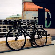 Wooden Pallets and Aventons #Aventon by aventonbikes