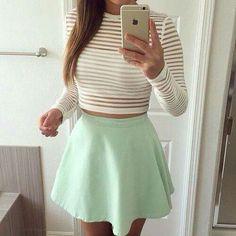 #street #style burgundy + stripes | Fashion | Pinterest ...