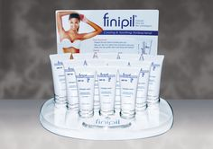 finipil lait 50 finipil is an FDA registered OTC antiseptic which is applied on clients after Nufree® hair removal services. This antiseptic cream destroys 99.99% of bacteria and cools and soothes the skin while protecting the empty hair follicle.