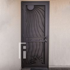 Our Sun Trail steel security door is an investment that will add value to your home, since it will be custom built to your home's specifications and made from the highest quality materials.#SecurityDoor #homestyle #CurbAppeal #EntranceEnvy #MadeInUSA