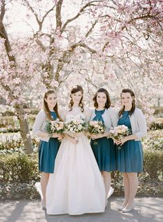 Photography: Rebecca Yale Portraits - www.rebeccayaleportraits.com/  Read More: http://www.stylemepretty.com/2014/07/31/springtime-wedding-in-brooklyn/