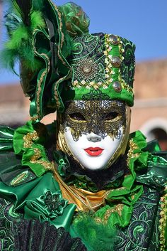 Carnaval de Venise 2013. The Venice carnival has a long and storied past and you can see influences of the Renaissance in the incredible costumes you will see