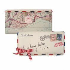 Paper Plane wallet