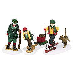 Trekking In The Snow 1998 - 2002