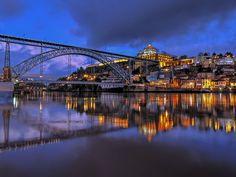 Ribeira by ijp photo, via Algarve, Gaia, Porto City, Douro, Lisbon Portugal, Boat Tours, Sydney Harbour Bridge, Countries Of The World, Day Trips