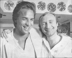 "Phil the Shill with James ""Sonny"" Crockett (Don Johnson). Don Johnson, Vice Tv Show, Nash Bridges, Most Handsome Actors, Online Photo Gallery, Miami Vice, Phil Collins, Classic Tv, Favorite Tv Shows"