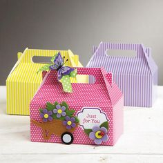 Dots and Stripes Treat Boxes and Accessories $4.99           Now:$3.49