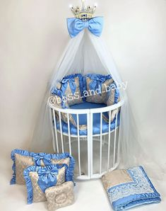 #babybeddingset #canopy #torontomommies #torontobaby #montrealbaby #toyareus #kidspresents #babyshower #babybed #baby #babyproducts #newborn #babysheet #babybedprotector Baby Boy Bedding Sets, Baby Sheets, Presents For Kids, Bassinet, Babyshower, Canopy, Home Decor, Crib, Decoration Home