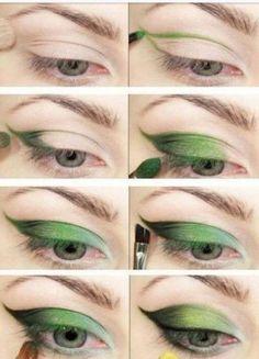 Nature inspired makeup | Make Up