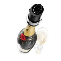 Keep bubbly well, bubbly with the Vacu Vin Champagne Saver which allows you to you open and close the bottle as often as you like - great for reliving those podium celebration moments!  http://www.harrodhorticultural.com/vacu-vin-champagne-saver-pid8787.html Vacu Vin Champagne Saver - Harrod Horticultural