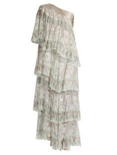 Zandra Rhodes Archive I The 1984 Frilly Circle Dress Zandrarhodesarchive Cloth