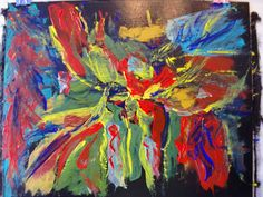 abstract paintings | Socrates lace books, beaded jewelry, and art: Abstract paintings