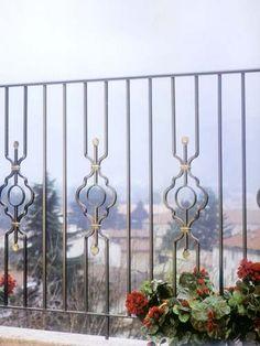 Garduri si portidin fier forjat