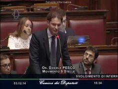 """Pesco-Cariello (M5S): """"Governo spietato con i deboli e servo delle banch..."""