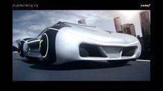 Goodyear revela o que poderão ser os pneus do futuro