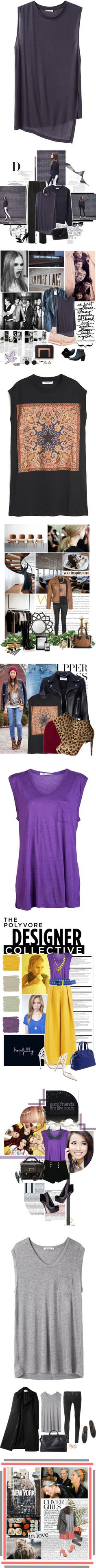 """Put Some Muscle Into It, Wear These Tees"" by polyvore-editorial on Polyvore"