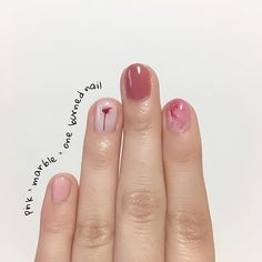 сухиецветы rosenails mistynails   summernails springnails Korean Nails, Beautiful Nail Art, Diy Nails, Móng Tay, Pink Marble, Marble Nails, Trendy Nail Art, Cute Nail Art, Cute Nails