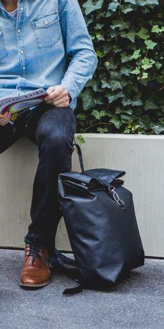 Tarpaulin, Mesh Material, Laptop Sleeves, Bucket Bag, Leather Pants, Classic, Bags, Collection, Lederhosen