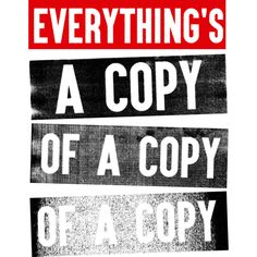 copy is a T Shirt designed by ferizuku to illustrate your life and is available at Design By Humans