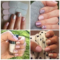 Check out all you can do with Daydream!!!   Loving these combos!  #jamberrynails #daydreamjn