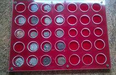 monetario - Prueba de bandeja para monetario.