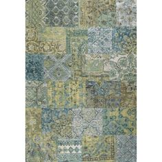 Found it at Wayfair - Sun n' Shade Green Area Rug