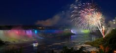 new year in niagara falls