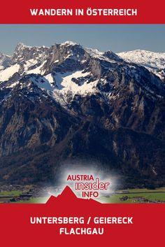 Die Tour auf den Salzburger Stadtberg, den Untersberg, ist mit über 1300 Höhenmetern eine ziemlich anstrengende Wanderung. Von oben genießt man dafür einen herrlichen Blick über die Stadt Salzburg, ins Tennengebirge und ins Berchtesgadener Land.