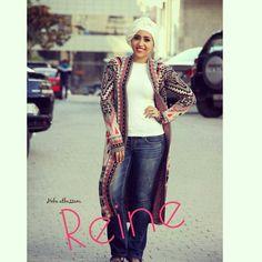 New In  +962 6 585 6272 ☎+962 798 070 931  #Reine #BeReine #BeFashion #BeChic #NewCollection #Fashionista #FashionLover #Modesty #ModestCouture #ModestFashion #LoveModesty #ReineWorld #LoveReine #InstaReine #HIJAB #hijabers #HijabAddict #Hijabista #HijabDress #Caftan #Kaftan #InstaCaftan #layalicollection #ArabianStyle #Turban #Cardigan #WoolCardigan #LongCardigan