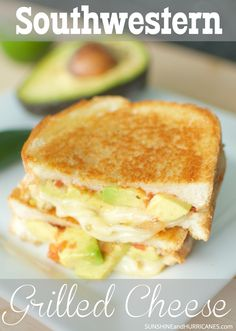 Do you love grilled cheese sandwiches. How about Mexican and Southwestern food? Well, we've got the PERFECT recipe for you. This new twist on a traditional favorite is full of flavor. Delicious, cheesy and with just a little kick is grilled cheese taken up a notch. Southwestern Style Grilled Cheese from SunshineandHurricanes.com #ad AretesanoBread