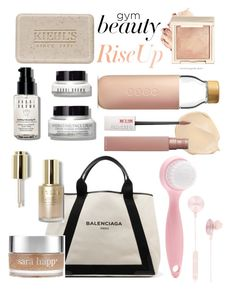 """Relax"" by fellath ❤ liked on Polyvore featuring beauty, Balenciaga, Soma, Bobbi Brown Cosmetics, Forever 21, Stila, Maybelline, Kiehl's, i.am+ and Sara Happ"