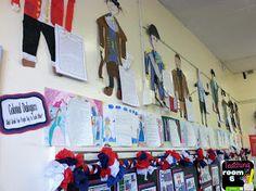 Colonial Hanger People, 5th Grade Social Studies