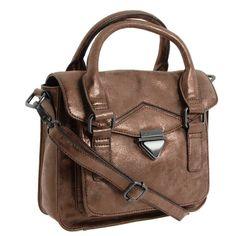 BCBG Generation Milla Crossbody Bag- Bronze
