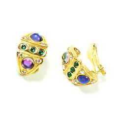 streitstones-Metall-Ohrclips vergoldet mit Swarovski Lagerauflösung bis zu 50 % Rabatt streitstones http://www.amazon.de/dp/B00TU50S2G/ref=cm_sw_r_pi_dp_lrh6ub1137A8K, streitstones, Ohrring, Ohrringe, earring, earrings, Ohrclips, earclips, bling, silver, gold, silber, Schmuck, jewelry, swarovski
