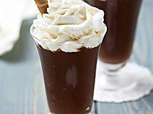 Coppa al cioccolato e panna ricetta | Ho Voglia di Dolce