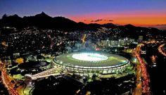 Estádio Jornalista Mário Filho (Maracanã), Sadly, I still haven't gone to the most famous soccer stadium in the world.