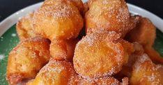 Blog de culinária, pratos e receitas caseiras Beignets, Portuguese Recipes, Christmas Desserts, Pretzel Bites, Biscuits, Deserts, Brunch, Food And Drink, Bread