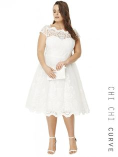 Chi Chi Curve Aerin Dress - chichiclothing.com