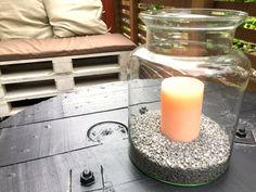 TERASSI KESÄKUNNOSSA + ARVONTA - SOMETHING SMALL Pillar Candles, Candle Holders, Porta Velas, Candles, Candlesticks, Candle Stand