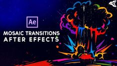 Moscaic Transitions| After Effects Tutorial [Español]