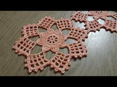 Tığişi Örgü Dantel Motifi Yapımı & Crochetdoily - YouTube Crochet Stitches Chart, Crochet Motif Patterns, Crochet Bikini Pattern, Crochet Squares, Crochet Designs, Irish Crochet, Diy Crochet, Crochet Crocodile Stitch, Crochet Cushions