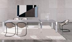 Lennon table by Minotti