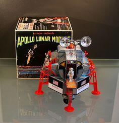 Daishin Apollo Lunar Module 60s/ebay