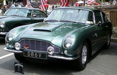 SC06 1967 Aston Martin DB6 Vantage - Aston Martin DB6 - Wikipedia