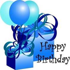 Pin by alyson turco on happy birthday pinterest birthdays happy happy birthday blue balloons for man altavistaventures Gallery