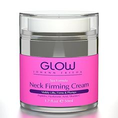 Neck Firming Cream- SPA Formula, Lifts, Firms & Plumps Sagging, Loose Skin and Wrinkles. Skin Tightening Cream for Daily Usage on Face, Neck and Décolleté. Specially Formulated by GLOW-Johann Frieda GLOW Johann Frieda http://www.amazon.com/dp/B013QTJ3CM/ref=cm_sw_r_pi_dp_nV5gwb0ZYWB0D