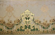 Home Round » Decorating your wall with Vintage Wallpaper